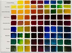 Synthetic Oil Color Chart M Graham Oil Colours Made With Walnut Oil Jackson S