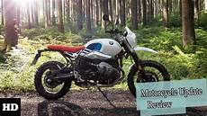 News 2019 Bmw R Nine T Gs Limited Edition