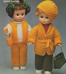 14 doll clothes dolls clothes knitting pattern 14 inch doll palitoy