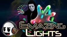Emazing Light Emazinglights Commerical Rave Gloves Lightshow Gloves