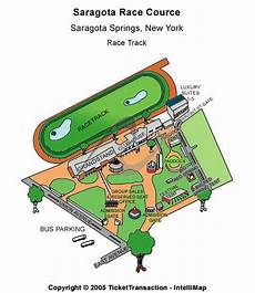 Santa Race Track Seating Chart Saratoga Race Course Seating Chart