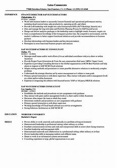 Employee Resume Client Onboarding Analyst Cv June 2020