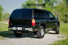 2003 Chevy Suburban Lights 2003 Chevrolet Suburban Lt K2500 3 4 Ton 4wd 8 1l 496