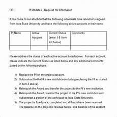 Sample Accounting Memo Examples Of Account Writing Account Executive Job