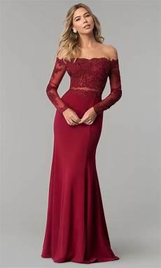 sleeve formal dress free sleeve the shoulder prom dress promgirl