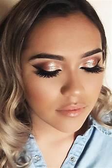 51 most amazing homecoming makeup ideas яркий макияж