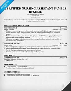 Resume For Cna Sample Professional Resume Examples Nursing Quotes Quotesgram