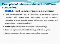 Mission Statement Sample Mission Statement Examples Alisen Berde