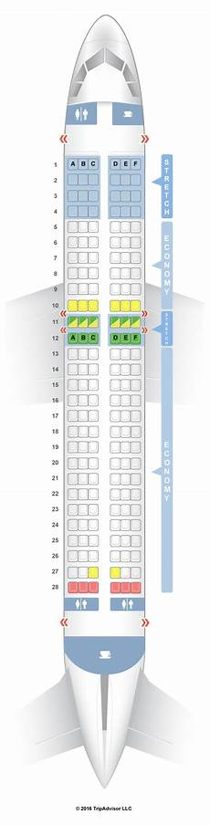 Airbus A320 214 Seating Chart Seatguru Seat Map Frontier Airbus A320 320 V2
