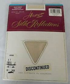 Silk Reflections Size Chart Hanes Silk Reflections Sheer Control Top Size Ab