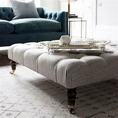 pentlow buttoned square footstool corner sofa footstool