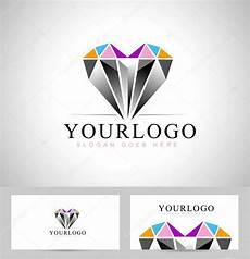 Diamond Logo Design Diamond Logo Design Stock Vector 169 Twindesigner 66982115