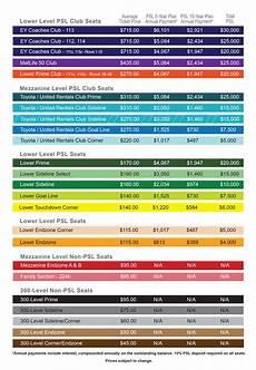 Raiders Tickets Seating Chart Virtual Seating Chart Oakland Raiders Brokeasshome Com