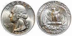 1932 D Quarter Value Chart 1932 Washington Silver Quarter Coin Value Prices Photos