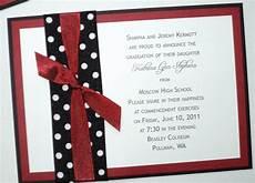 Make Graduation Announcement Diy High School Graduation Announcements Wedding