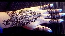 Pretty Henna Designs Pretty Indian Henna Easy Stylish Mehendi Design Tutorial