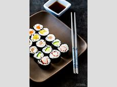 Hosomaki Roll Recipe   Easy Sushi Roll to Make