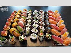 How to Make Sushi At Home   ramfitness