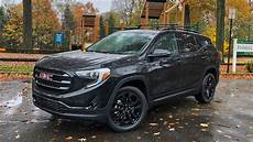 2019 gmc all terrain review 2019 gmc terrain awd slt black edition review all black