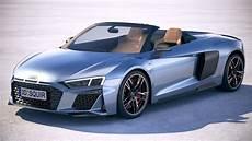2019 Audi R8 by 3d Audi R8 2019 Turbosquid 1352356
