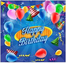 Birthday Wishes Images Free Download Free 10 Vector Birthday Celebration Greeting Cards For