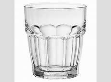 Bormioli Rocco Rock Bar Glass Tumbler Set of 6   9 oz : Target