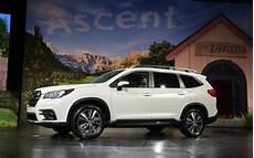 2019 Subaru Suv by 2019 Ascent Fills The Gap At Top Of Subaru S Suv Roster