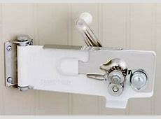 SWING A WAY WALL MOUNT CAN OPENER   MAGNETIC LIFTER