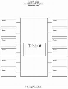 Downloadable Seating Chart Free Individual Table Seating Charts Baby Things