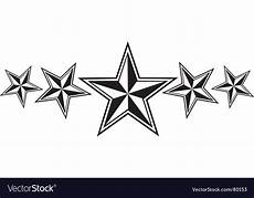 Star Vectors Free Nautical Stars Royalty Free Vector Image Vectorstock