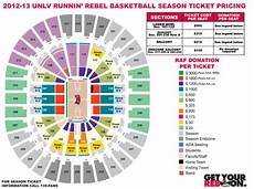 Unlv Tickets Seating Chart Basketball Ticket Prices Aztecmesa