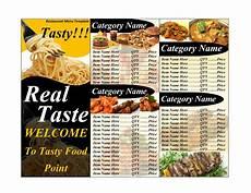 Free Restaurant Menu Templates For Microsoft Word 30 Restaurant Menu Templates Amp Designs ᐅ Templatelab