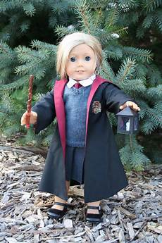 harry potter inspired doll sewing pattern allfreesewing