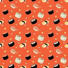 Redbubble Design Quot Sushi Sushi Quot Pattern By Miskiart Redbubble Art
