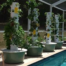 Garden Light Tower Tower Garden Grow Food With A Vertical Aeroponic System