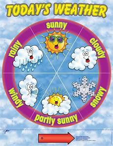 Weather Chart For Preschool Classroom Printable Scholastic Weather Dial Chart Weather Chart Teacher