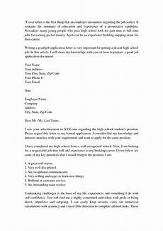 Electronic Cover Letter Sample Nice Electronic Cover Letter Format For Executive