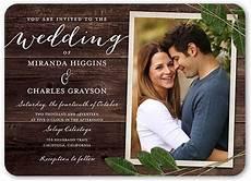 Wedding Invitation Card With Photo 3 Gorgeous Ways To Create Custom Wedding Invitations With