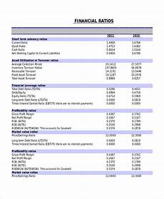 financial analysis example 14 financial statement analysis psd google docs apple