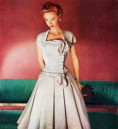 1950s fashion 1950s dress style