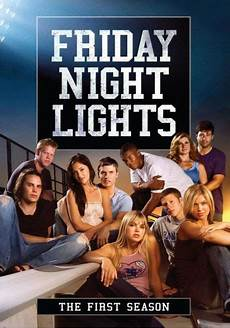 Friday Night Lights Author Friday Night Lights Season 1 683904545114 Dvd