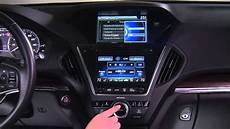 Acura Mdx Hazard Lights Acura 2015 Mdx On Demand Multi Use Display Turn Off