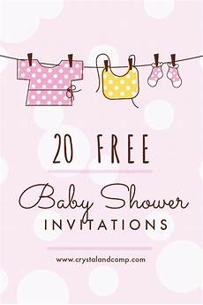 Free Online Baby Shower Invitations Templates Printable Baby Shower Invitations