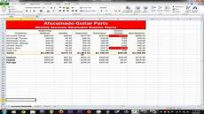 Microsoft Excel Project Sam 2010 Project 8 Microsoft Excel Project Walk Through