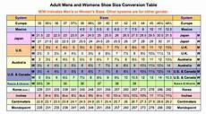 Bernardo Shoes Size Chart World Shoe Size Chart Cima News