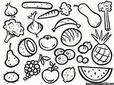 Malvorlagen Kinder Obst Ausmalbilder Obst Und Gem 252 Se 1ausmalbilder