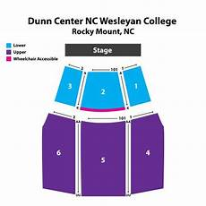 Rocky Mount Event Center Seating Chart Tickets 2017 2018 Dunn Center Performance Series In