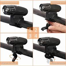 Powerful Mountain Bike Lights Bonnevie Usb Rechargeable Bike Light Set 1500ma Powerful