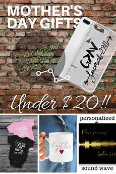 mothers day gifts for 20 custom sound wave from a