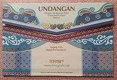 katalog undangan lintang paket blangko lintang